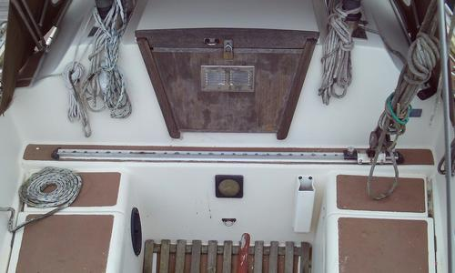 Image of Verl Islander 32 Cutter for sale in United Kingdom for £13,000 Gosport, Hampshire, , United Kingdom