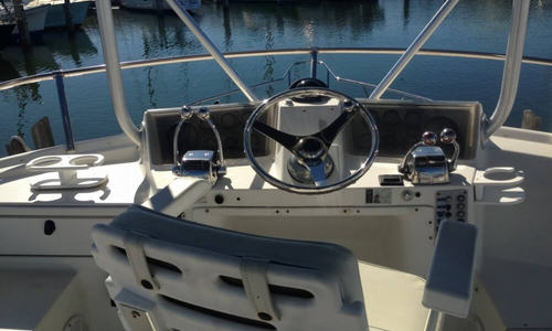 Image of Tiara 33 FLYBRIDGE for sale in United States of America for $17,999 (£14,122) Cocoa Beach, Florida, United States of America