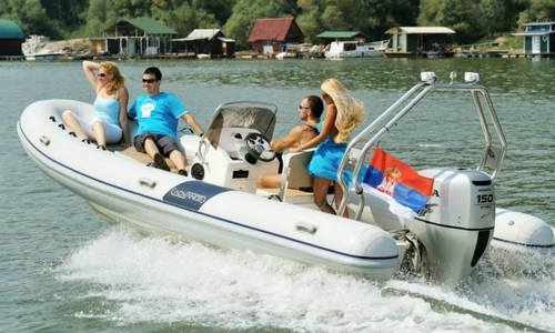 Image of Advance RIB 650 for sale in Montenegro for €15,800 (£13,886) Montenegro