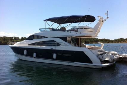 Fairline Squadron 55 for sale in Italy for €560,000 (£493,019)