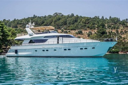 San Lorenzo 72 for sale in Turkey for €1,300,000 (£1,149,730)