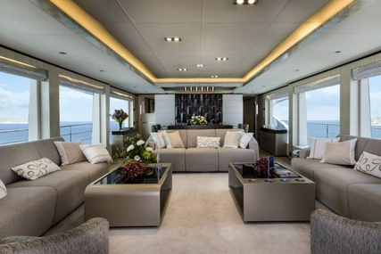 Majesty 100 for sale in Spain for €5,800,000 (£4,962,737)
