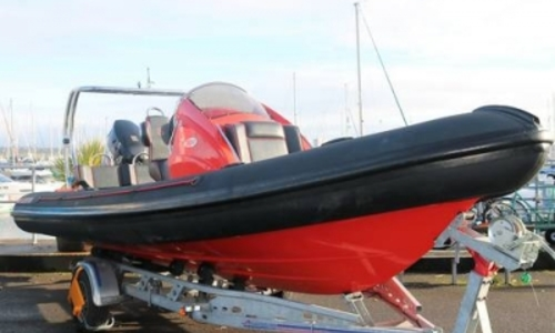Image of RibQuest 6.3 for sale in United Kingdom for £39,995 POOLE, United Kingdom