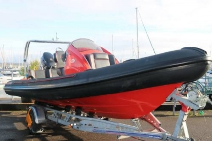 RibQuest 6.3 for sale in United Kingdom for £45,000