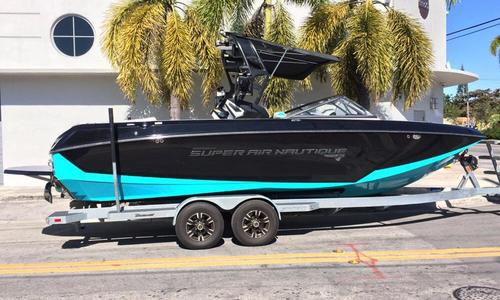 Image of 2018 Nautique Super Air G25 for sale in United States of America for P.O.A. Miami, FL, United States of America