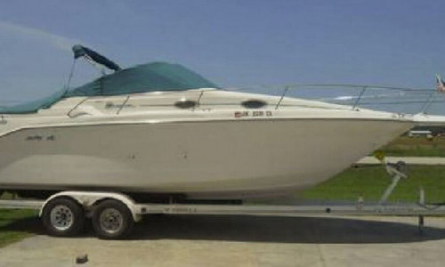 Image of Sea Ray 270 Sundancer for sale in United States of America for $15,500 (£11,033) Owensville, Missouri, United States of America
