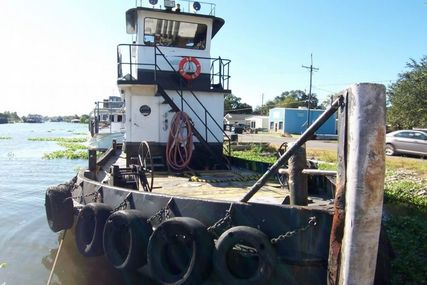 Steel Tug 55 Tug Towing Vessel LC for sale in United States of America for $220,000 (£167,128)