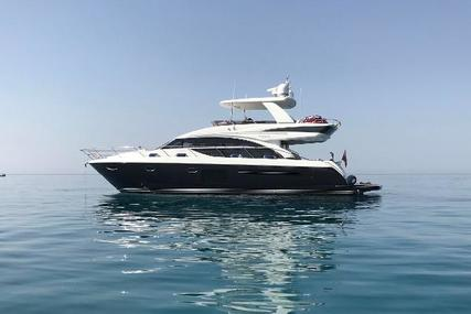 Princess 60 for sale in France for €970,000 (£855,862)