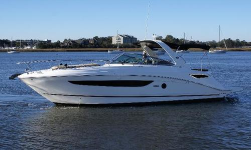 Image of Sea Ray 350 Sundancer for sale in United States of America for $238,000 (£183,970) Charleston, SC, United States of America