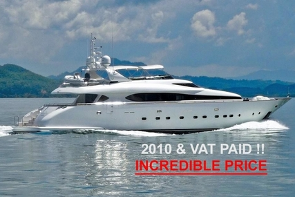 Maiora 31 DP for sale in Greece for €2,499,000 (£2,199,669)