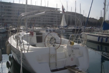 Jeanneau Sun Odyssey 35 for sale in Croatia for €43,000 (£38,032)