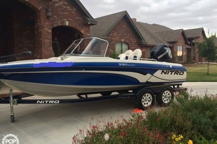 Nitro 290 Sport for sale in United States of America for $25,000 (£17,984)