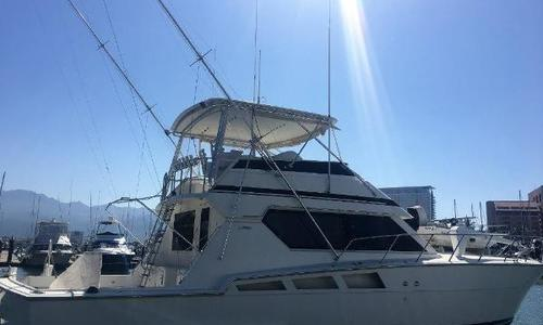 Image of Hatteras 54 Convertible for sale in Mexico for $280,000 (£218,288) Puerto Vallarta, Mexico