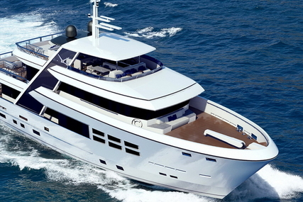 Bandido Yachts Bandido 110 for sale in Germany for €11,995,000 (£10,583,575)