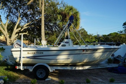 Glastron 183 CC Sport Fisherman for sale in United States of America for $15,000 (£10,823)