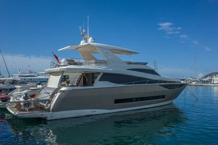 Prestige 750 for sale in Italy for €1,300,000 (£1,147,852)