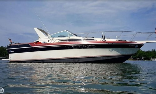 Image of Wellcraft 3200 St. Tropez for sale in United States of America for $25,600 (£18,353) Clifton Park, New York, United States of America