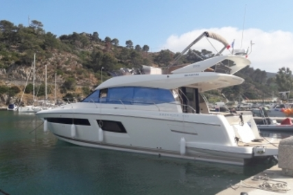 Prestige 500 for sale in Greece for €690,000 (£605,571)
