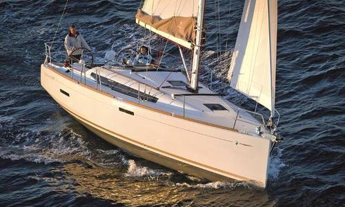 Image of Jeanneau Sun Odyssey 389 for sale in United Kingdom for £181,678 Southampton, United Kingdom