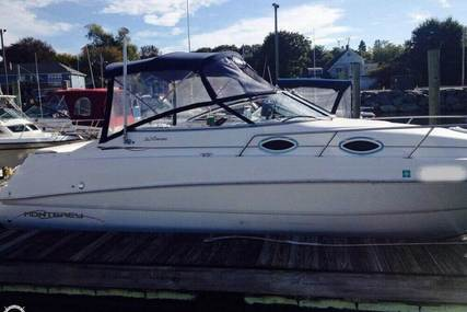 Monterey 262 Cruiser for sale in United States of America for $19,500 (£14,647)