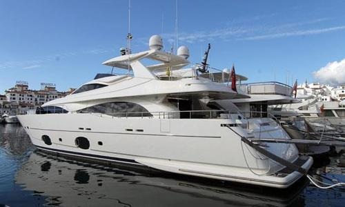Image of Ferretti 97 for sale in Spain for €3,200,000 (£2,830,331) South, , Spain