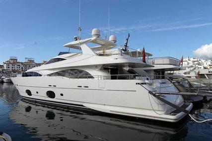 Ferretti 97 for sale in Spain for €3,200,000 (£2,833,037)