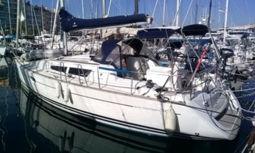 Image of Jeanneau Sun Odyssey 36i for sale in France for €73,000 (£63,945) HYERES, France