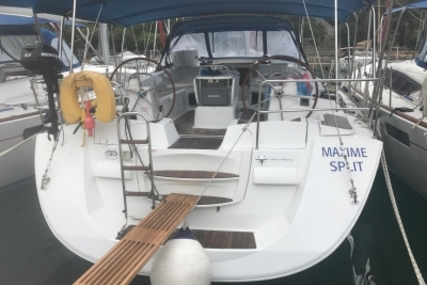Jeanneau Sun Odyssey 53 for sale in Croatia for €179,000 (£155,640)