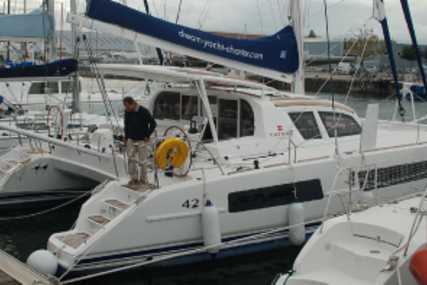 Catana 42 for sale in France for €280,000 (£251,301)