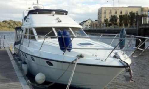 Image of Princess 380 for sale in Ireland for €79,500 (£70,196) DUN LAOGHAIRE, Ireland