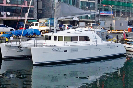 Lagoon 440 for sale in South Korea for $450,000 (£326,423)