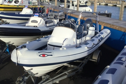 Ribeye A600 RIB with Yamaha F115AET engine. for sale in United Kingdom for £2,499,499