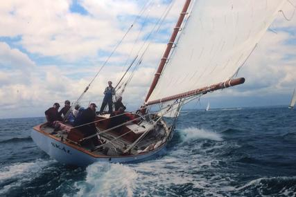 Classic Philip Rhodes Gaff Cutter for sale in France for £225,000