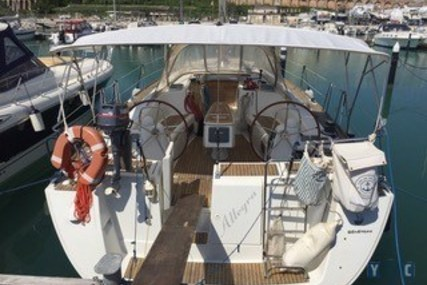 Beneteau Oceanis 46 for sale in Italy for €165,000 (£144,531)