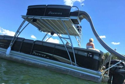 Premier Pontoons Solaris Triton 250 PTX for sale in United States of America for $48,000 (£34,322)