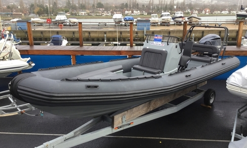 Image of Ballistic 7.8m Black Edition for sale in United Kingdom for £78,724 South East, United Kingdom