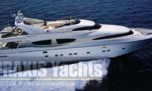 Image of Posillipo Technema 95S for sale in Greece for €2,250,000 (£1,980,878) Greece