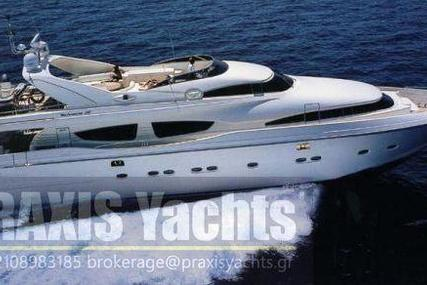 Posillipo Technema 95S for sale in Greece for €2,250,000 (£1,988,300)