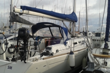 Dufour 40 E PERFORMANCE for sale in France for €128,500 (£113,646)