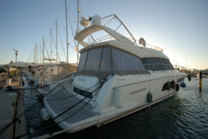 Prestige 550 for sale in France for €600,000 (£529,049)