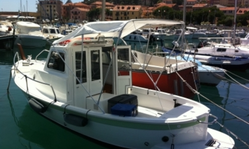 Image of CANTIERI FG FG GOZZO CABINATO for sale in France for €22,000 (£19,551) BEAULIEU SUR MER, France