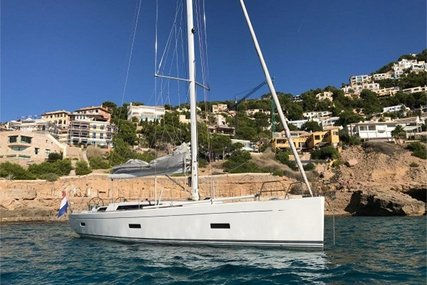 Grand Soleil 54 for sale in Spain for €385,000 (£340,850)
