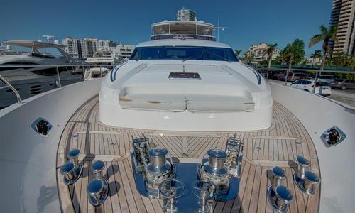 Image of Princess 30 Metre for sale in United States of America for $4,349,000 (£3,099,963) Aventura, United States of America
