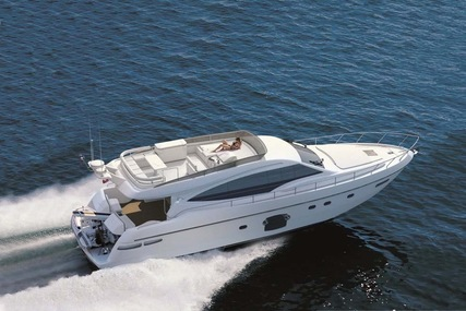 Ferretti 592 for sale in Netherlands for €790,000 (£707,619)
