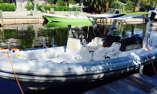 Image of Lian Ya RIB 700 for sale in United States of America for $36,950 (£26,338) Venice, Florida, United States of America