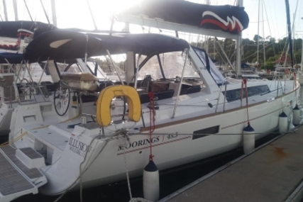 Beneteau Oceanis 45 for sale in Saint Lucia for $269,000 (£212,500)