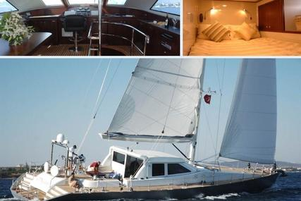 Bargain Steel Sailing 24 m for sale in Germany for P.O.A.