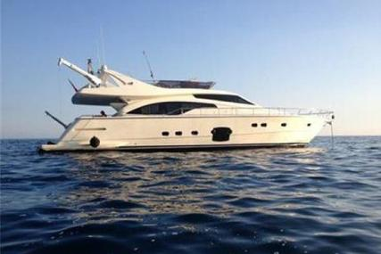 Ferretti 681 for sale in Germany for €950,000 (£841,550)