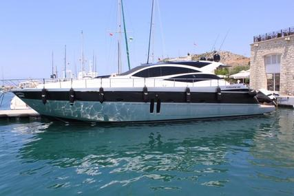 Pershing 62 for sale in Germany for €650,000 (£573,243)