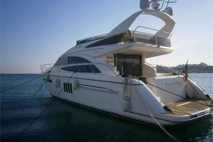 Princess 62 for sale in Italy for €780,000 (£690,956)